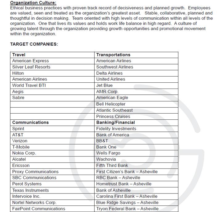 Marketing Plan - Page 3